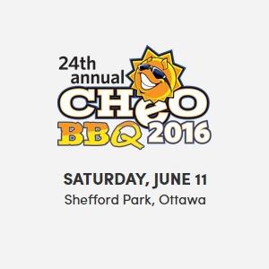 CHEO BBQ logo