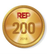 Top 200 Canadian Real Estate Teams 2018 Award