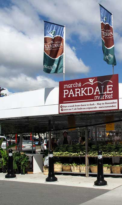 parkdale market in hintonburg